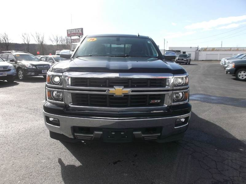 2014 Chevrolet Silverado 1500 LTZ 4x4 4dr Double Cab 6.5 ft. SB - Watertown NY
