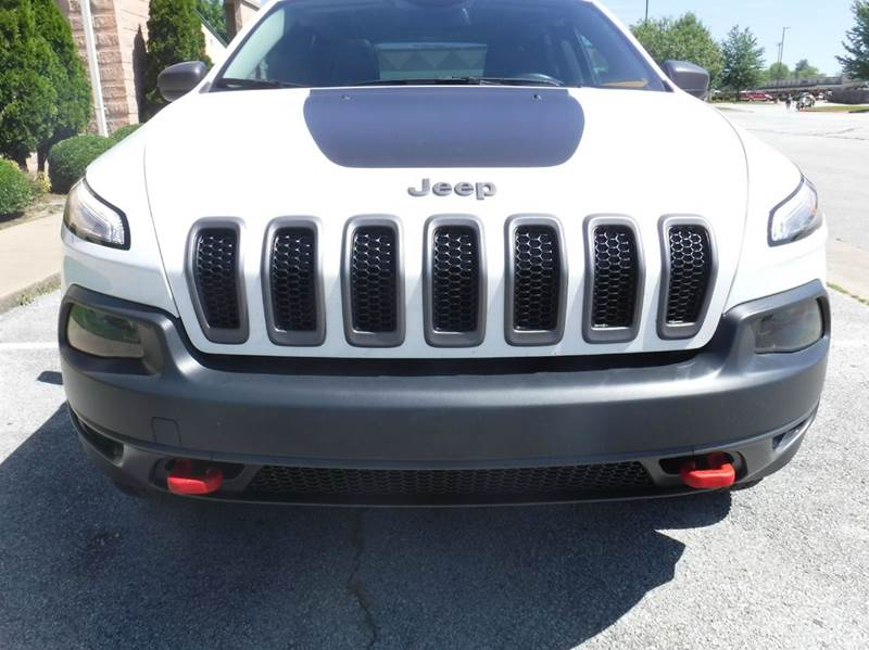 2016 Jeep Cherokee 4x4 Trailhawk 4dr SUV - Springdale AR