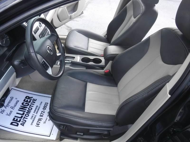 2009 Mercury Milan I-4 Premier 4dr Sedan - Springdale AR