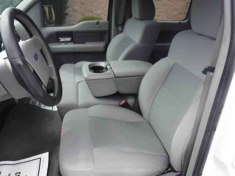 2008 Ford F-150 4x4 XLT 4dr SuperCrew Styleside 6.5 ft. SB - Springdale AR