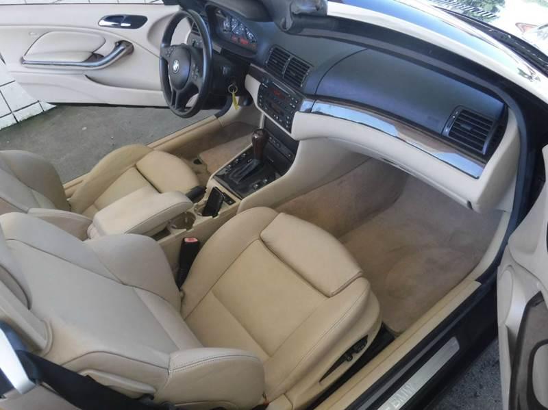 2003 BMW 3 Series 325Ci 2dr Convertible - Springdale AR