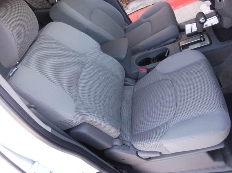2012 Nissan Frontier 4x4 SV V6 4dr Crew Cab SWB Pickup 5A - Springdale AR