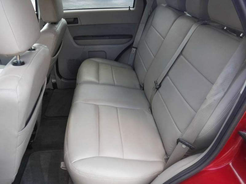2010 Ford Escape XLT 4dr SUV - Springdale AR