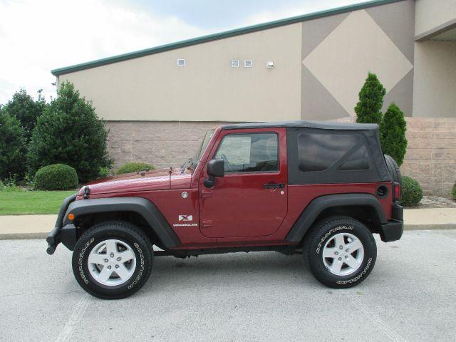 2009 Jeep Wrangler for sale in SPRINGDALE AR