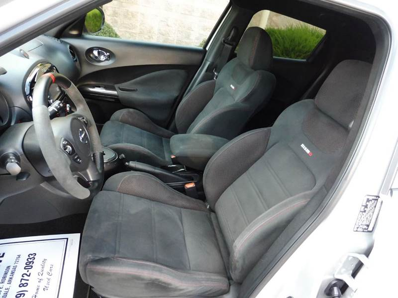 2014 Nissan JUKE NISMO AWD 4dr Crossover CVT - Springdale AR