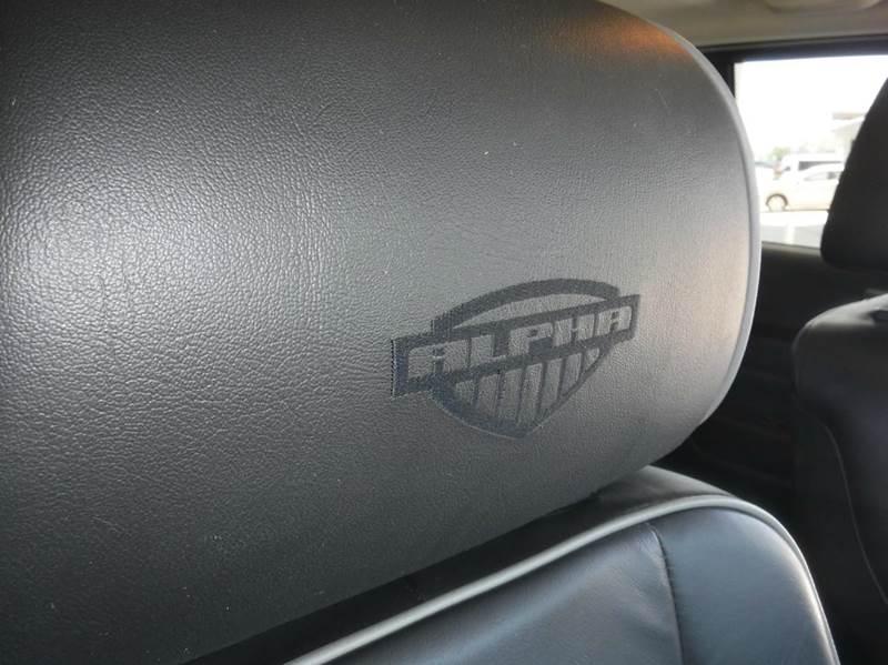 2008 HUMMER H3 4x4 Alpha 4dr SUV - Springdale AR