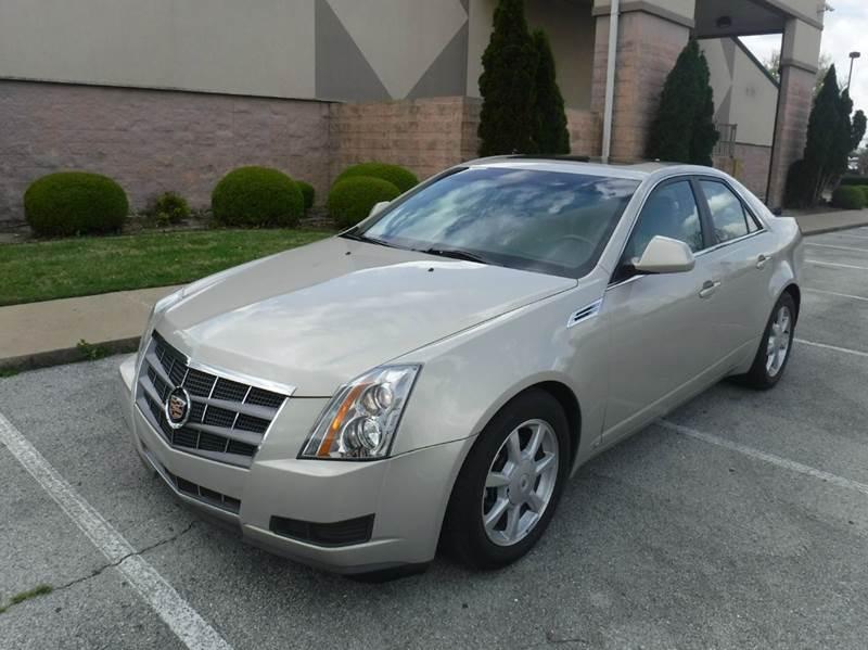 2009 Cadillac CTS AWD 3.6L DI 4dr Sedan w/ 1SB - Springdale AR