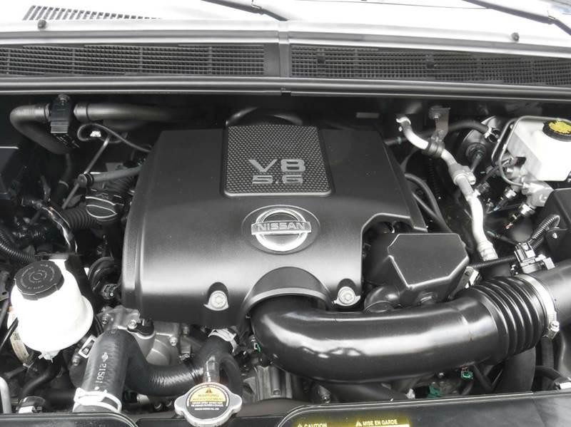 2012 Nissan Titan 4x4 SV 4dr Crew Cab SWB Pickup - Springdale AR