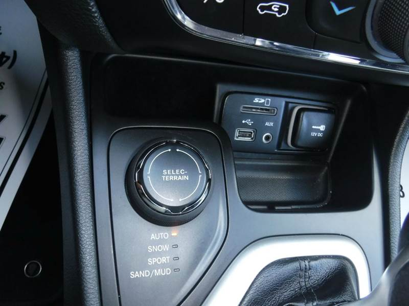 2015 Jeep Cherokee 4x4 Latitude 4dr SUV - Springdale AR