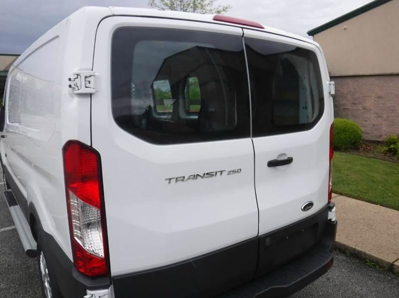 2016 Ford Transit Cargo 250 3dr SWB Low Roof Cargo Van w/60/40 Passenger Side Doors - Springdale AR