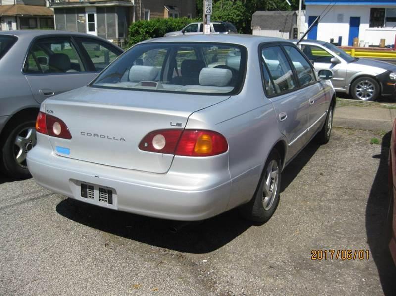 2001 Toyota Corolla LE 4dr Sedan - Cleveland OH