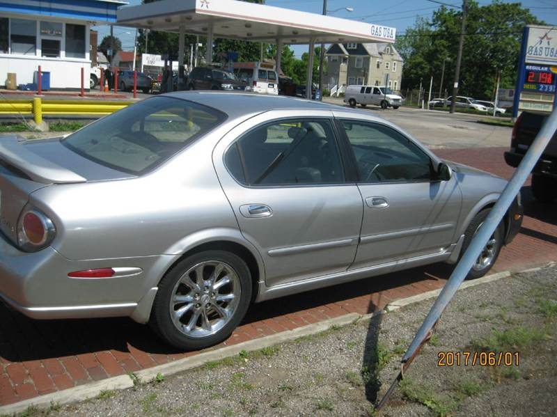2003 Nissan Maxima GLE 4dr Sedan - Cleveland OH