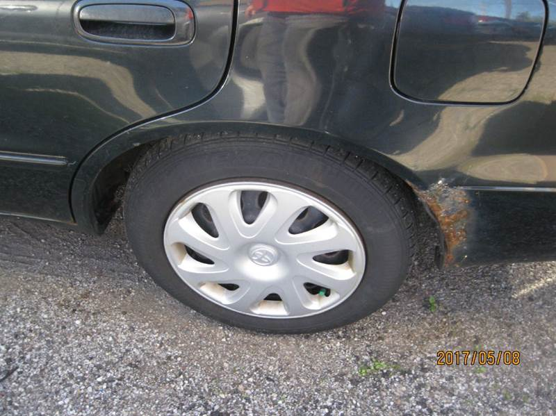 2002 Toyota Corolla LE 4dr Sedan - Cleveland OH