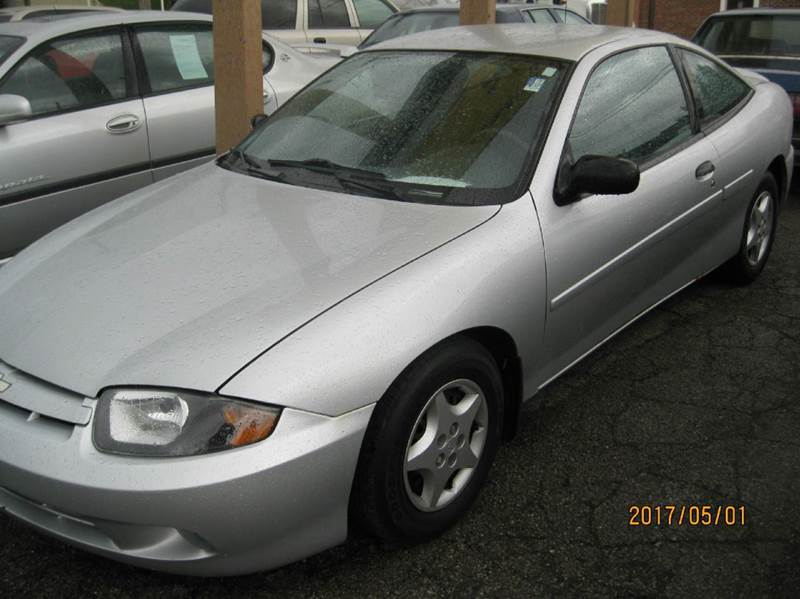 2003 Chevrolet Cavalier 2dr Coupe - Cleveland OH