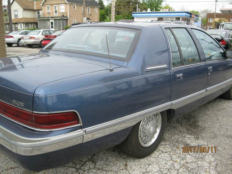 1995 Buick Roadmaster 4dr Sedan In Cleveland OH  S  G Auto Sales