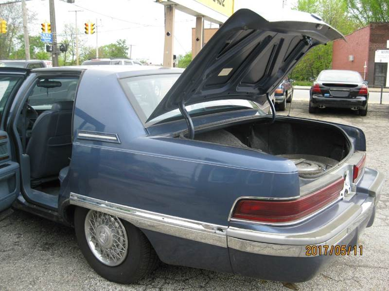 1995 Buick Roadmaster 4dr Sedan - Cleveland OH