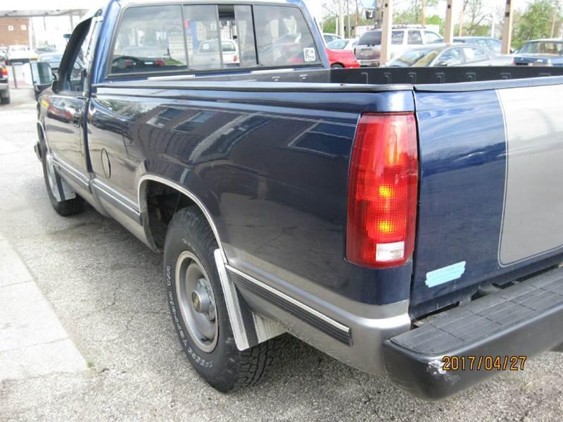 1988 Chevrolet C/K 2500 Series 2dr C2500 Cheyenne Standard Cab LB - Cleveland OH