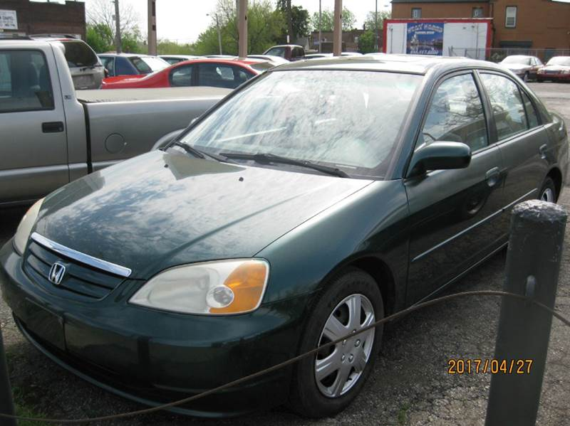 2002 Honda Civic EX 4dr Sedan - Cleveland OH