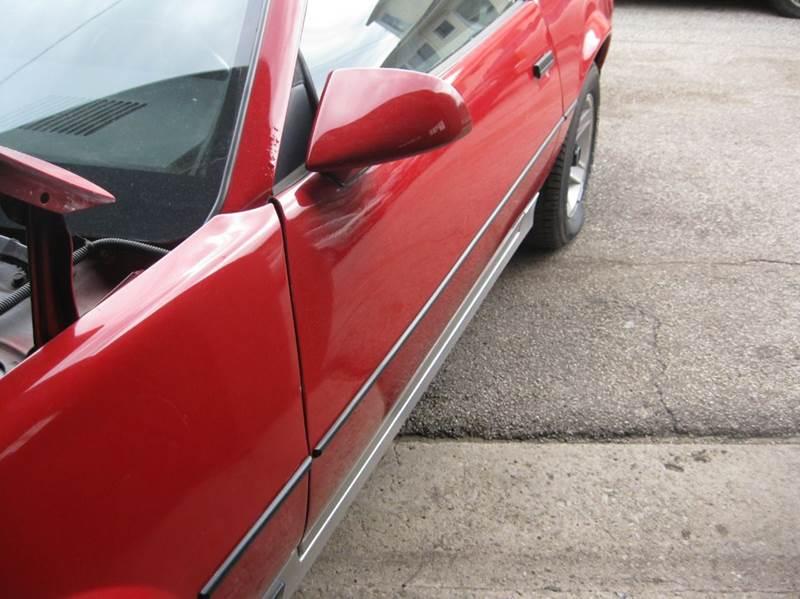 1984 Chevrolet Camaro Z28 2dr Hatchback - Cleveland OH