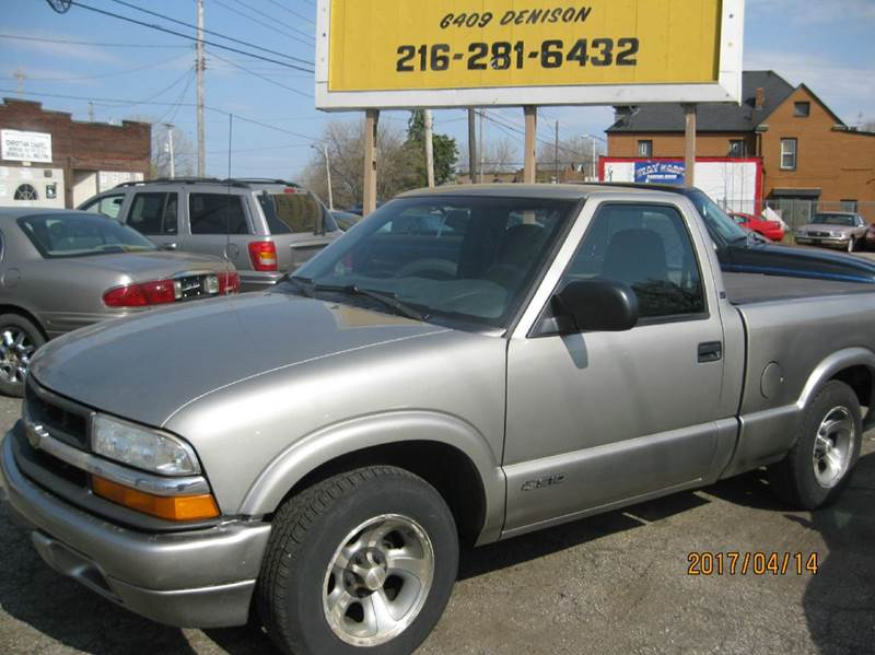 2003 Chevrolet S-10 2dr Standard Cab Rwd LB - Cleveland OH