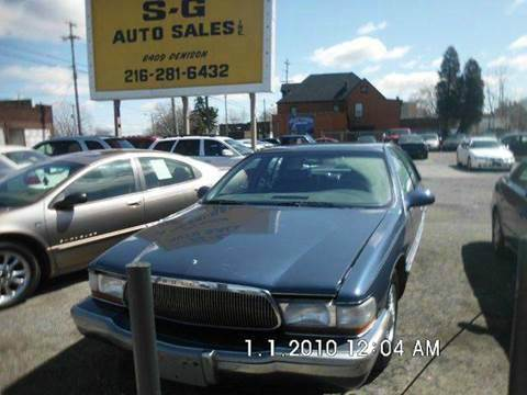 1995 Buick Roadmaster for sale in Cleveland, OH