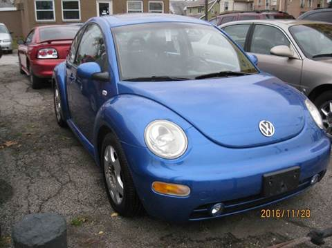 2001 Volkswagen New Beetle for sale in Cleveland, OH