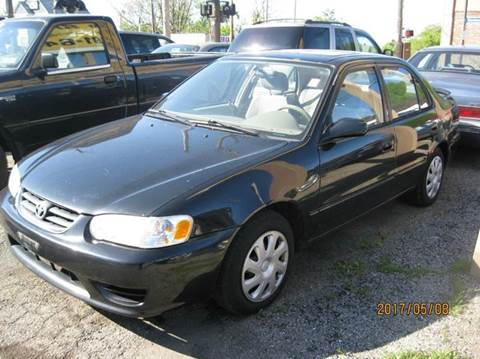 2002 Toyota Corolla for sale in Cleveland, OH