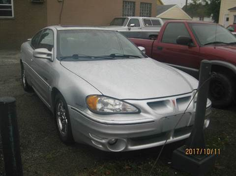 2002 Pontiac Grand Am for sale in Cleveland, OH