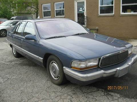 1995 Buick Roadmaster For Sale  Carsforsalecom