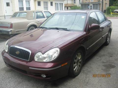 2004 Hyundai Sonata for sale in Cleveland, OH