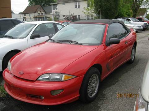 1998 Chevrolet Cavalier for sale in Cleveland, OH