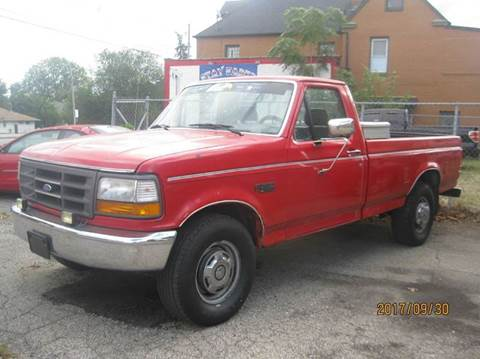 1995 Ford F-250 for sale in Cleveland, OH