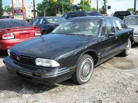 1995 Oldsmobile Eighty-Eight Royale for sale in Cleveland, OH