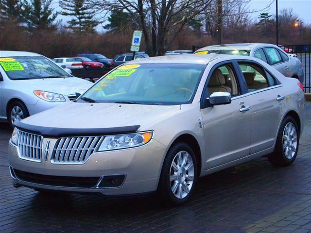 2010 Lincoln Mkz Base Awd 4dr