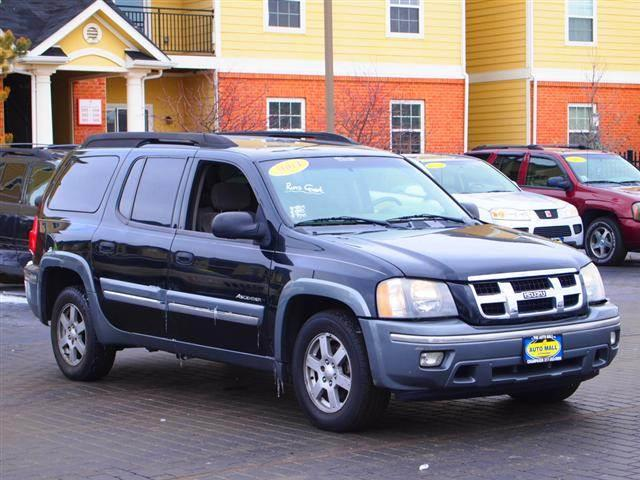 2004 Isuzu Ascender for sale in CHAMPAIGN IL