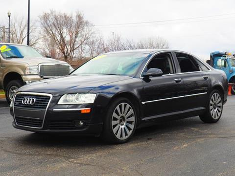 Used Audi A For Sale In Montana Carsforsalecom - 2007 audi a8