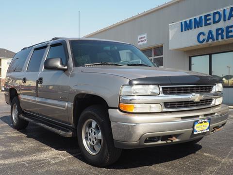 2000 Chevrolet Suburban for sale in Champaign, IL