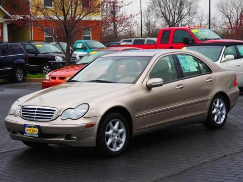 2001 Mercedes Benz C Class For Sale In Pardeeville Wi