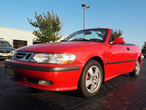 2002 Saab 9-3 for sale in Champaign, IL