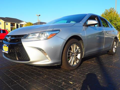 2015 Toyota Camry for sale in Champaign, IL