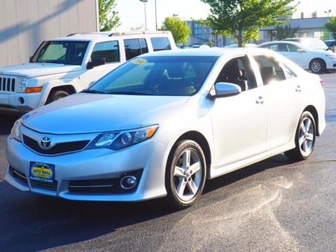 2014 Toyota Camry for sale in Champaign, IL