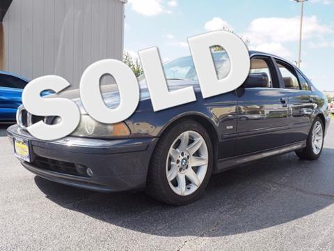 2002 BMW 5 Series for sale in Champaign, IL