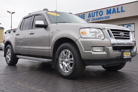 2008 Ford Explorer Sport Trac for sale in Champaign, IL