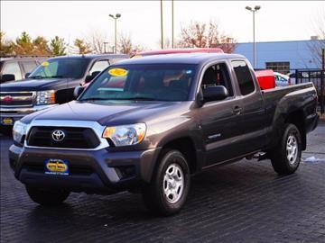 2012 Toyota Tacoma for sale in Champaign, IL