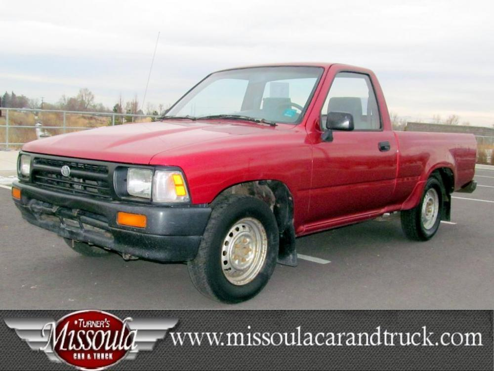 1992 toyota pickup for sale. Black Bedroom Furniture Sets. Home Design Ideas
