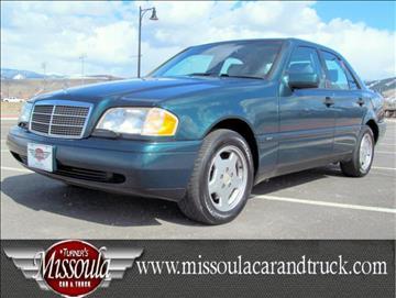 1997 mercedes benz c class for sale for Mercedes benz missoula