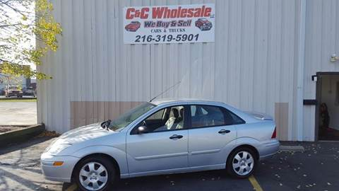 2001 Ford Focus for sale in Cleveland, OH