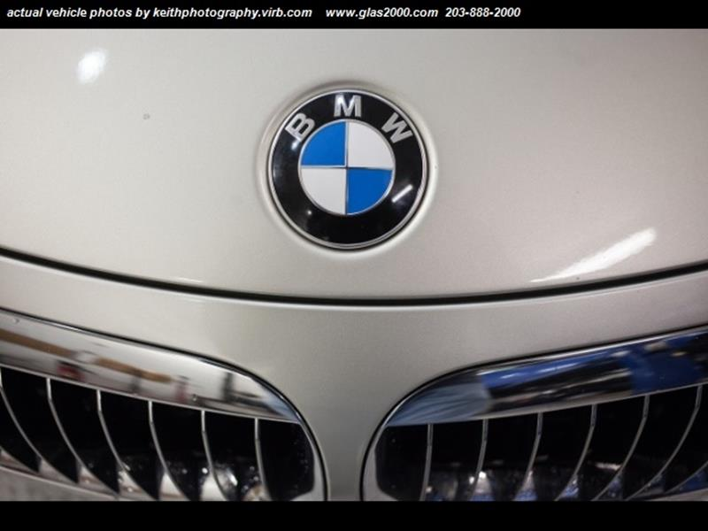 2007 Bmw 6 Series 650i 2dr Convertible In Seymour CT