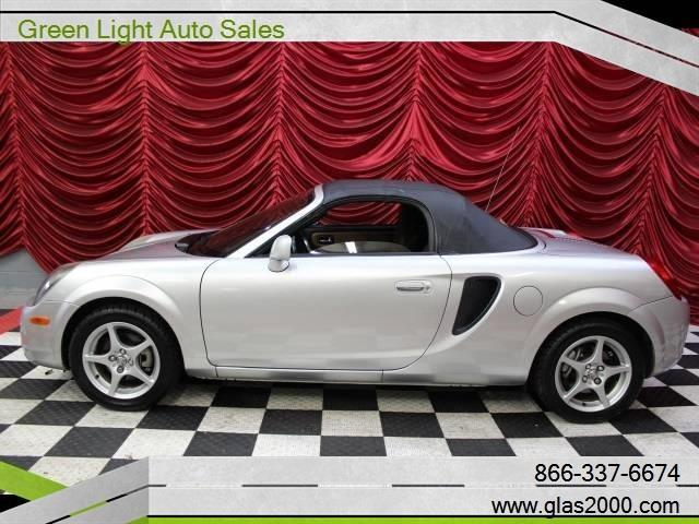 Used 2002 Toyota Mr2 Spyder For Sale