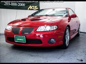 2006 Pontiac GTO for sale in Seymour, CT